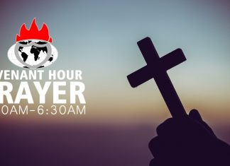 covenant hour of prayer winners chapel Winners' Chapel Covenant Hour Of Prayer Exhortation Lines For July 2020