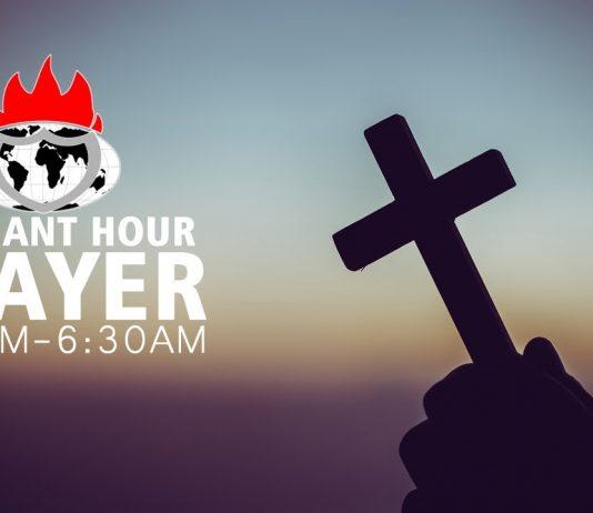covenant hour of prayer winners chapel Winners' Chapel Covenant Hour Of Prayer Exhortation Lines For July 2020