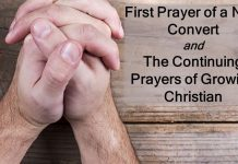 prayer-points-for-new-converts
