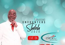 shiloh 2020 on DSTV channel